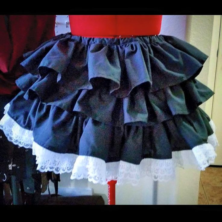 The Monthly Maise Tutorial: The Arkham Knight Harley Quinn Skirt