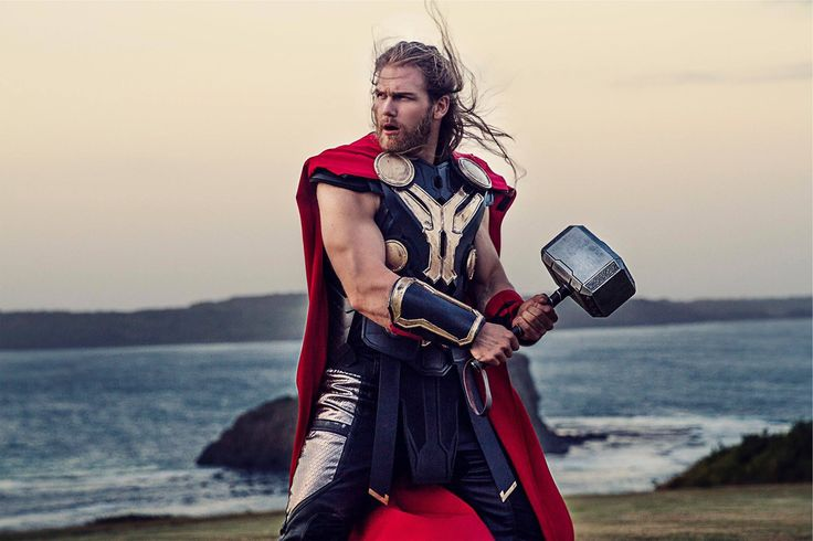 Cosplayer: Thor of Oz Photographer: @eleanor_landford_photo Character: Thor…