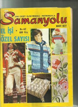 SAMANYOLU AYLIK MAGAZİN DERGİSİ SAYI 42 | Nadir Kitap