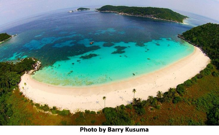 Pulau Penjalin-Kep.Anambas #WonderfulAnambas #WonderfulIndonesia #WonderfulKepri @wisataanambas @wisatakepri