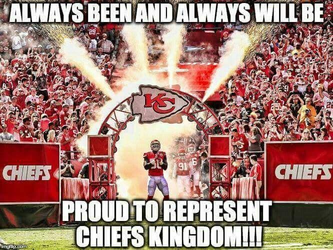Go Chiefs!