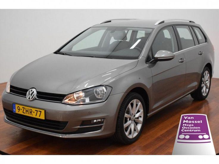 Volkswagen Golf  Description: Volkswagen Golf VARIANT 1.6 TDI 110PK BUSINESS ED. NAVIPDCSTOELVERW  Price: 242.85  Meer informatie
