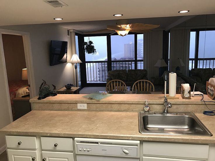 Beautifully Renovated South side 3 bedroom ocean front condo is located on 115th street across from Gold Coast Mall, Rite Aid, Restaurants, Peebles department store, Liqour store, Candy kitchen, a complimentary ...