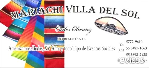 MARIACHIS EN ATIZAPAN DE ZARAGOZA 57729610 SERENATAS  MARIACHIS PARA FIESTAS, SERENATAS, BODAS, QUINCE AÑOS, DESPEDIDAS, RECONCILIACIONES, ANIVERSARIOS, Y ...  http://atizapan-de-zaragoza.evisos.com.mx/mariachis-en-atizapan-de-zaragoza-57729610-serenatas-id-603159