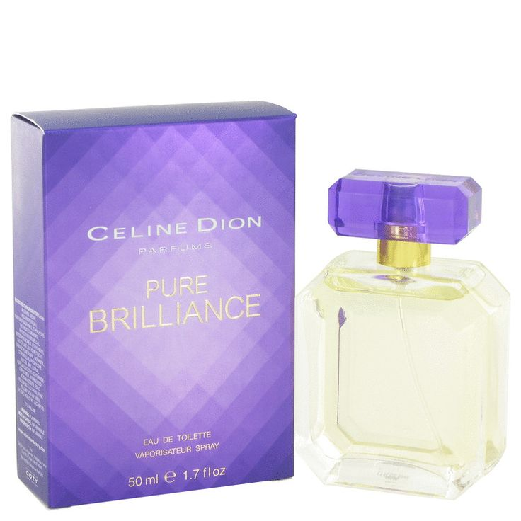 Pure Brilliance by Celine Dion   Raw Beauty Studio