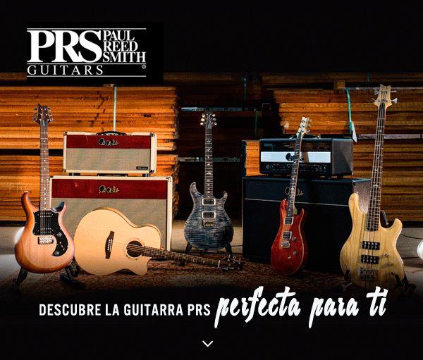 Descubre la guitarra PRS PERFECTA para Ti  https://www.unionmusical.es/content/38-guitarra-prs-paul-reed-smith