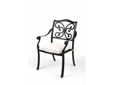 Shop For Caluco La Mariposa Dining Arm Chair, 755 1, And Other OutdoorPatio  Chairs At The Hanley Collection In Spokane, WA. This Chair Effortlessly  Adds ...
