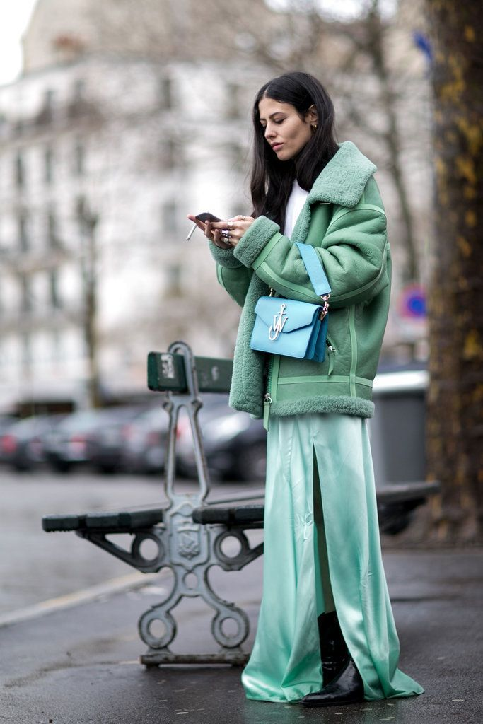 Styling Hacks From Fashion Week Street Style | POPSUGAR Fashion UK