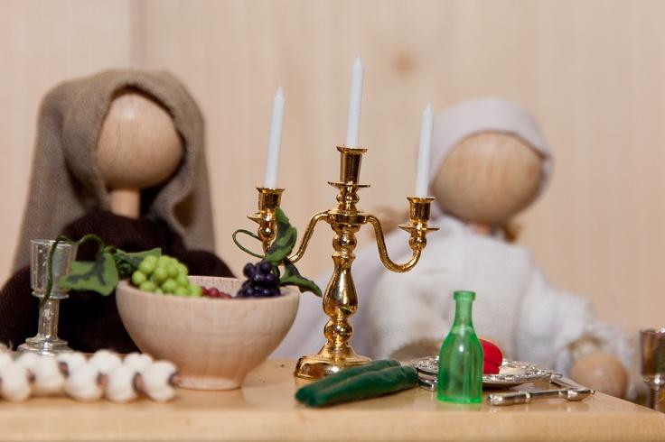 Het Heilig Avondmaal vindt plaats in De Verhalenkoffer