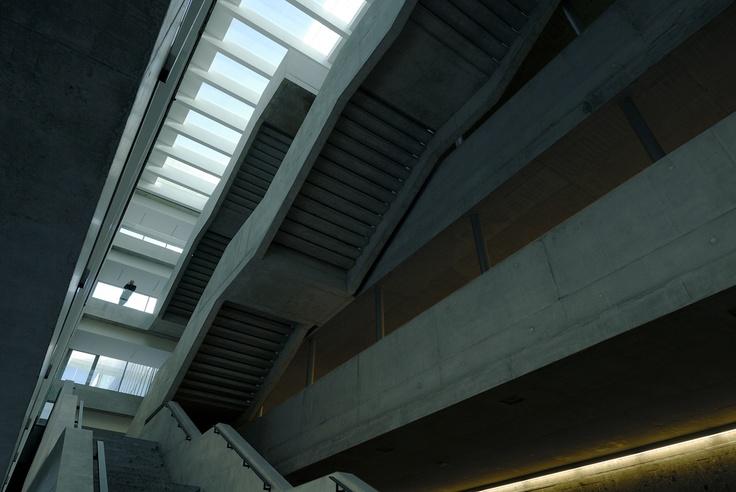 #fotografia #photography  #architettura #architecture  Università #Bocconi  #Grafton Architects  #Milano #Milan  #GuidoAntonelli