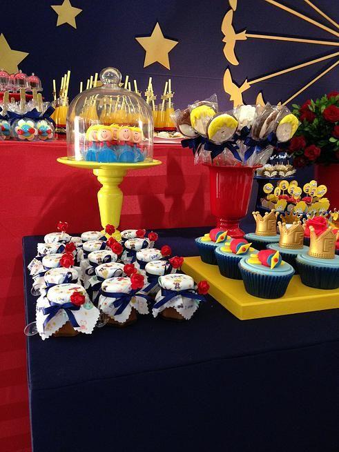 Criancices Festas e Eventos | Decoração Festas Infantis Recife | Pequeno Príncipe