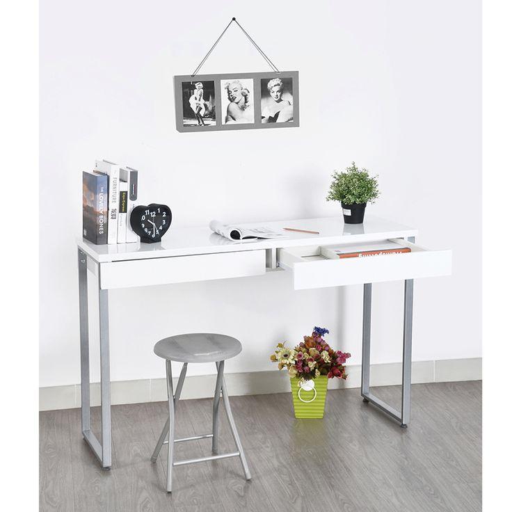 Soporte Portátil L112 * W51 * H76.5cm Aingoo Escritorio para Oficina y Estudio Nuevo Diseño De Trabajo Portátil de Pie Escritorio de la computadora