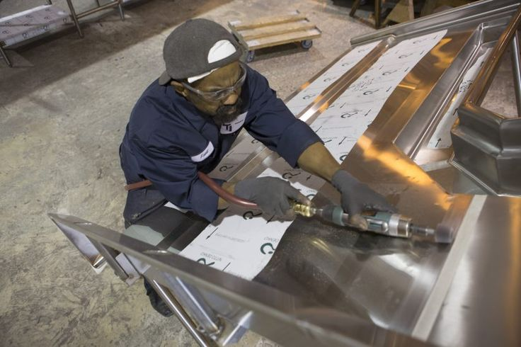 Stainless Steel Fabricators New York City Steel fabricators attempt different sorts of custom employments from clients coming from an assorted array of industries, including ventures involved in an oil and gas fix. #StainlessSteelFabricatorsNewYorkCity
