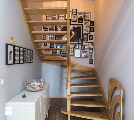 Dom pod Wrocławiem - Schody, styl nowoczesny - zdjęcie od Czysta Forma