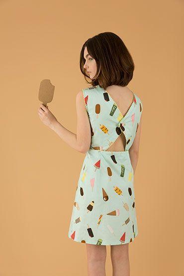 Καλοκαιρινά φορέματα... με παγωτά - dona.gr