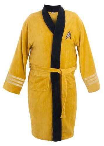 Star Trek – Captain Kirk Bath Robe