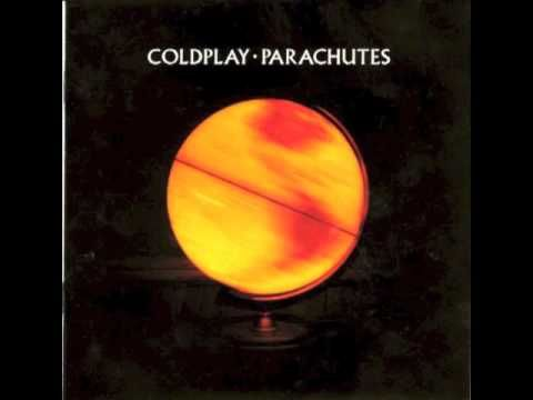 "Coldplay ""Parachutes"" -released July 2000, so calming and peaceful, just beautiful <3"