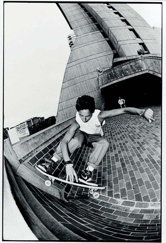 Tommy Guerrero Photo 11X14 Image on 16X20 Paper - 80s Skate Photo
