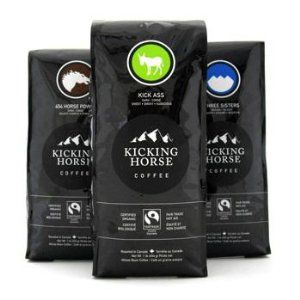 Kicking Horse Coffee, one of the best Coffee Brands in US. Tags: #kicking #horse #coffee #review