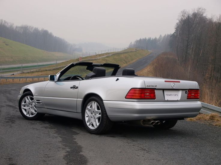10 best images about mercedes sl r129 on pinterest for Tarzana mercedes benz