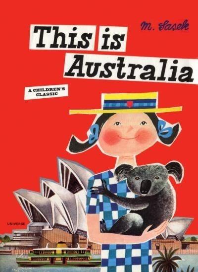 This is Australia by M Sasek