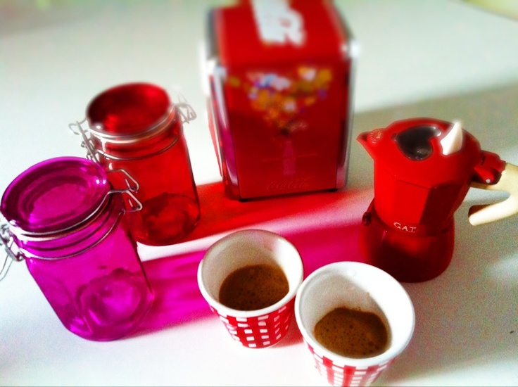 Iniziamo una bella giornata cn buon caffè!