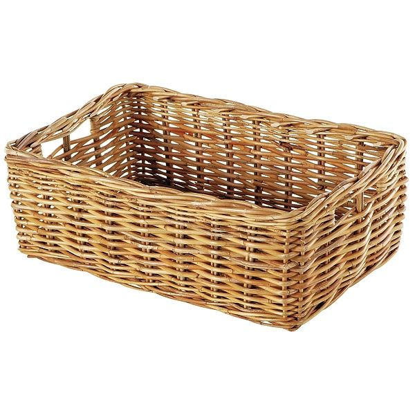 Rectangular Storage Shelf Basket