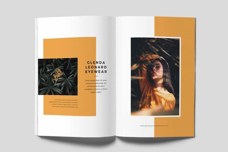 Fashion Magazine by rubirubiko on Creative Market