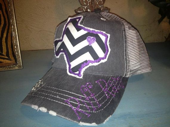 TCU Texas Christian University State Baseball Bling by chasingelly, $36.00 I WANT THIS ONLY TSU