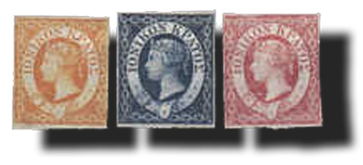 1844-1959 Isole Ionie La Regina... in incognito