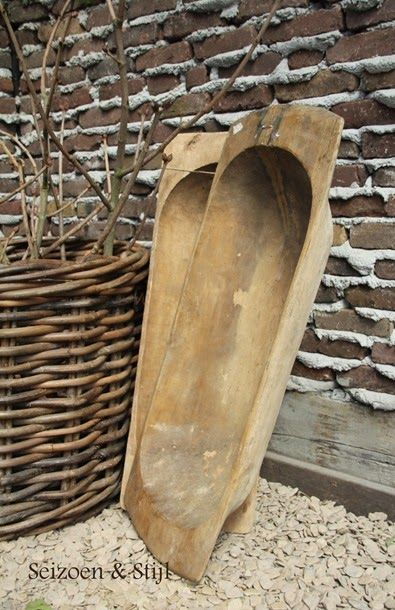 Dough Bowl, Interior Walls, Primitive Country, Country Style, Bowls, Brick,  Exterior, Gardens, Serving Bowls