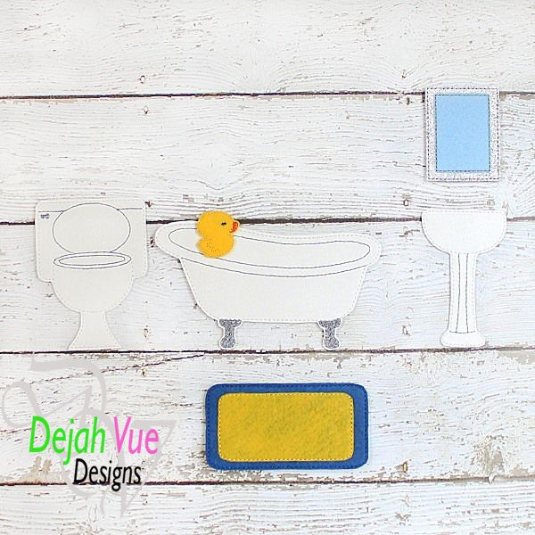 Vue Bathroom Accessories: NPD Accessories Images On