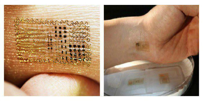 It sounds like something out of George Orwell's book 1984, yet scientists have touted it as a major advancement in the field of medicine. Have you heard of the 'electronic tattoo' fully equipped with the ability to track patients' vital signs and report the findings to researchers? The technology is known as an epidermal electronic system (EES), and was developed by an international team of researchers from the United States, China and Singapore.