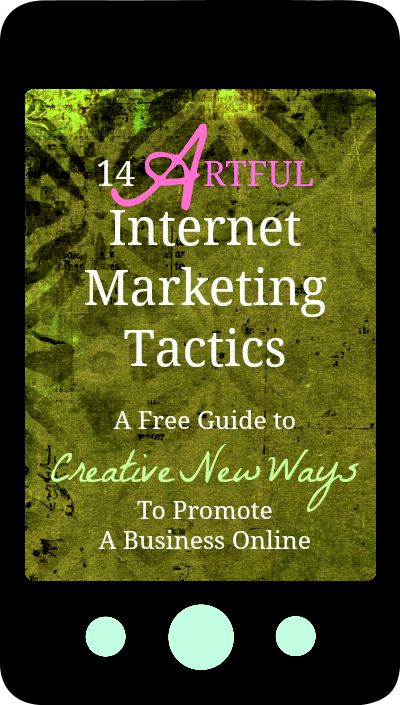 Internet Marketing Tactics Techniques - Free Guide to Creative Ways to Promote a Business Online