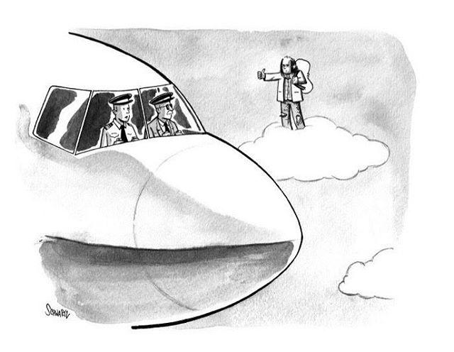 Caption Contest cartoon by Benjamin Schwartz My Entry in the New Yorker Cartoon Caption Contest #606 buff.ly/2FV7Oh8 #BenjaminSchwartz #TheNewYorker #CaptionContest