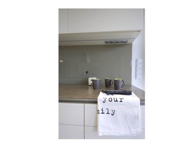 Detail na kuchynskú linku