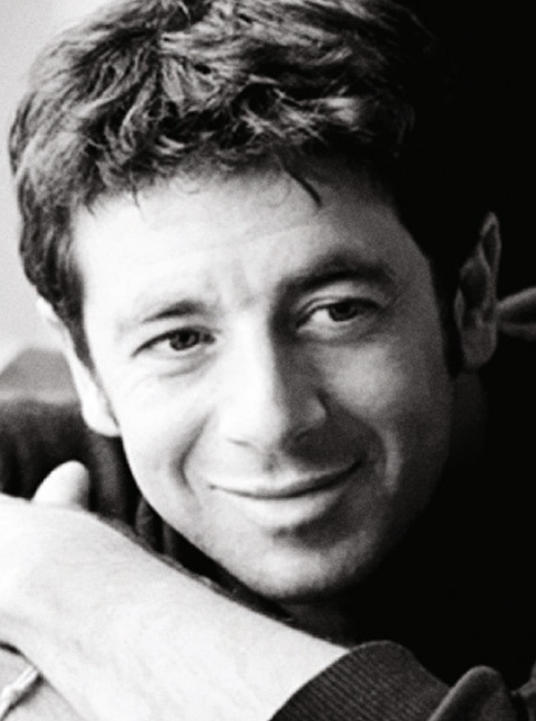 Patrick Bruel, one of France's great treasures. A gifted singer and brilliant actor.
