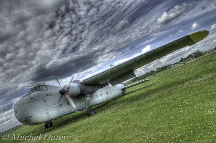 Cargo Plane - Reynolds Museum,  Wetaskiwin, Alberta