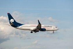 Aeroméxico responde bromeando, a incidente con serpiente en uno de sus aviones