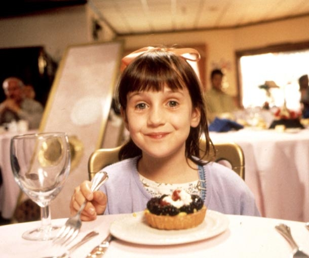 Matilda...childhood memories