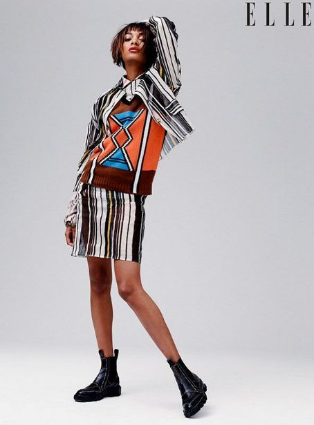 Carmelo Anthony Designs Ninja Turtles Kiddie Clothing Line + Jourdan Dunn Talks Black Women In Fashion & Career Mom's Guilt In ELLE UK