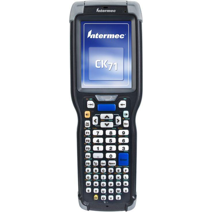 Intermec CK71AA6EC00W1100 CK71 Ultra-Rugged Mobile Computer, Alpha Numeric Keypad, 1 GHz Refresh, 5603ER Scanner, Camera, WLAN, Windows Embedded Handheld, WWE, Smart System. Ultra-rugged. Alpha numeric keypad. 5603ER scanner. Camera. Wlan connection.