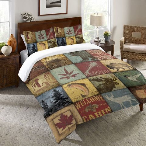 50 Best Beautiful Bedding Images On Pinterest Cabin