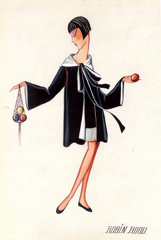 En 1908, par amour pour sa fille, Jeanne Lanvin imaginait la toute première collection de mode pour enfant.