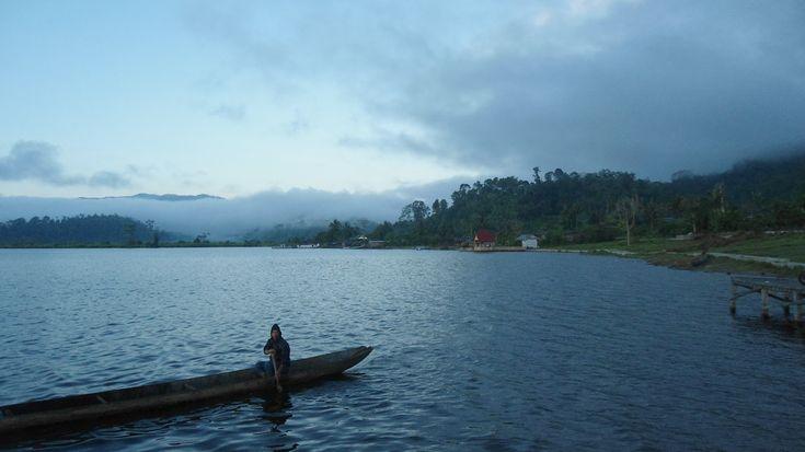 Danau Lindu Pemandangan Eksotik di Sulawesi Tengah - Sulawesi Tengah