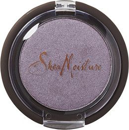 SheaMoisture Online Only Mineral Eyeshadow Wet/Dry Tanzanite (deep lavender-gray shimmer)