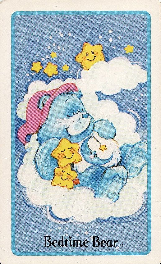 Him and the rainy care bear were my favorites.