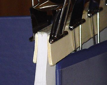 13 best book binding images on pinterest bookbinding book repair perfect bound tutorial by andrew seltz not archival but definitely good for a quick book use less glue to make a tear away pages solutioingenieria Image collections