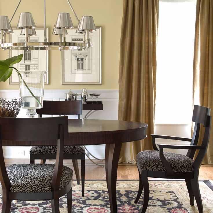 Ethan allen ethan allen dining and dining tables on pinterest for Ethan allen dining room