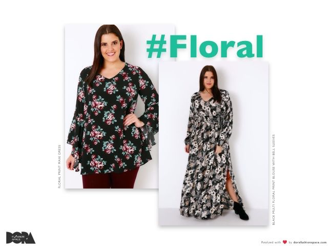 yours clothing floral trend